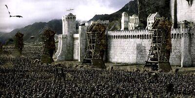 Minas Tirith RotK 2