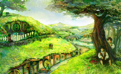 Shire peace