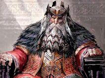 King Dain
