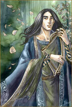 Jenny Dolfen - Maglor, son of Feanor