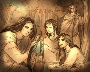 Maglor và Elrond