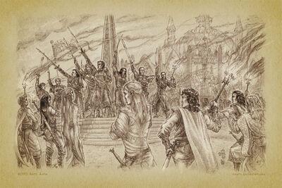 Oath of Feanor