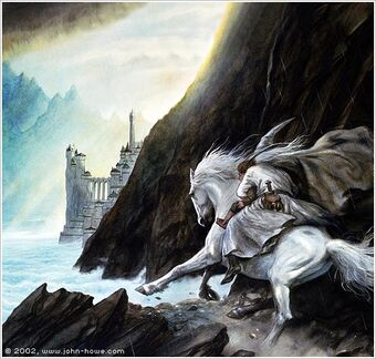 Gandalf- MinasTirith