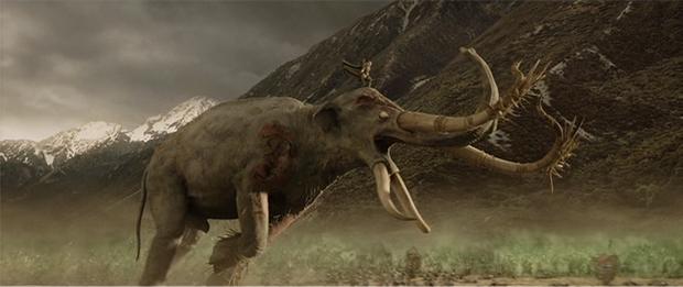 Image - Legolas-vs-Mumakil.jpg | J.R.R.Tolkien Legendarium ...
