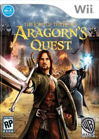 The Lord of the Rings Aragorn's Quest