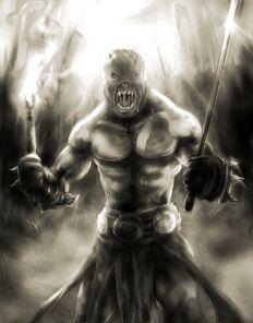 Uruk hai berserker by misspendleton-d5pvy73