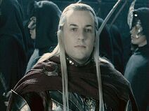 The Lord of the Rings - The Motion Picture Trilogy - Haldir
