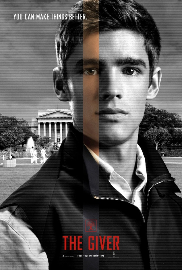 who is jonas in the giver
