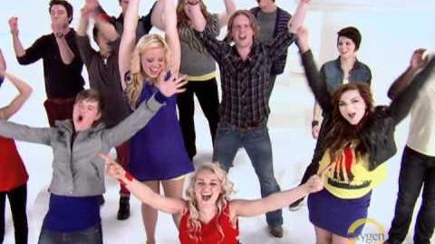 The Glee Project Season 2 -- I Am..