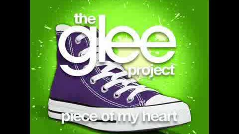 The Glee Project - Piece Of My Heart