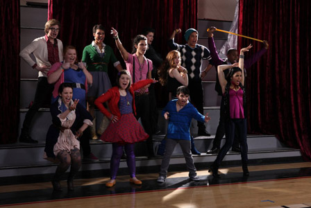 Glee project wiki sexuality