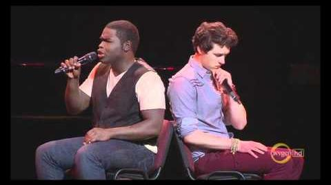 Don't Let The Sun Go Down On Me | The Glee Project Wiki