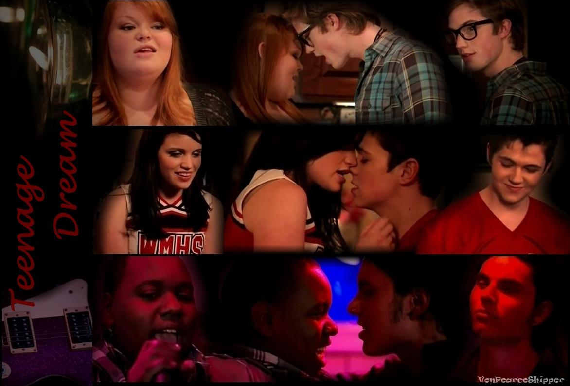 Glee project sexuality teenage dream