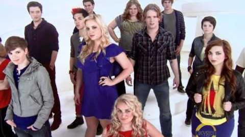 The Glee Project Season 2 -- Underdogs Promo