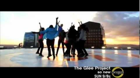 The Glee Project - Raise Your Glass (Full)