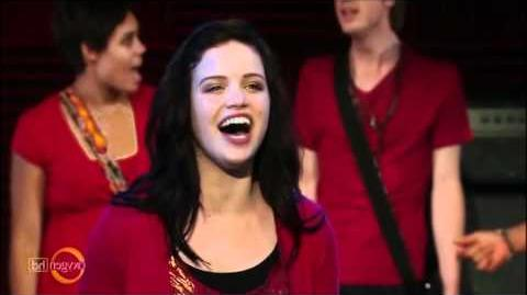 The Glee Project - Surprise Return Don't Stop Believing
