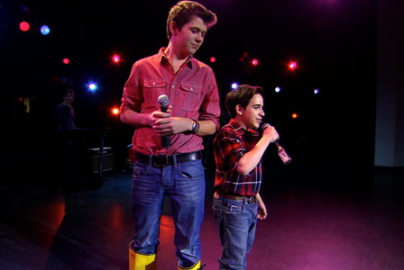 glee project show