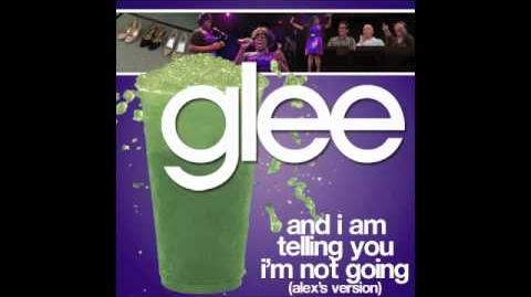 Alex Newell - And I Am Telling You I'm Not Going