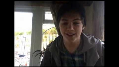 Glee's Damian McGinty's (Rory) Original Audition for The Glee Project