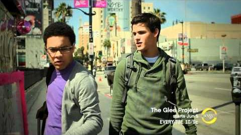 The Glee Project Season 2 - Edge of Glory Full Music Video