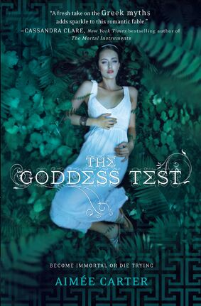 Goddess test cover