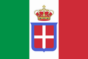 Kingdom of Italy flag
