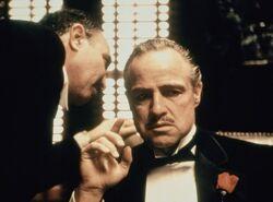 Bonasera and don corleone