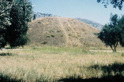 Marathon hill