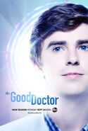 The Good Doctor Poster Season 2