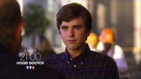 TF1 - Good Doctor continue avec 2 nouveaux épisodes exceptionnels 04 09 2018