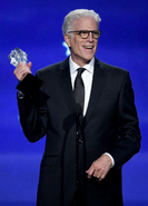 Ted danson critics choice