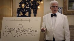 Risultati immagini per the good place jeremy bearimy
