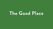 The Good Place title card