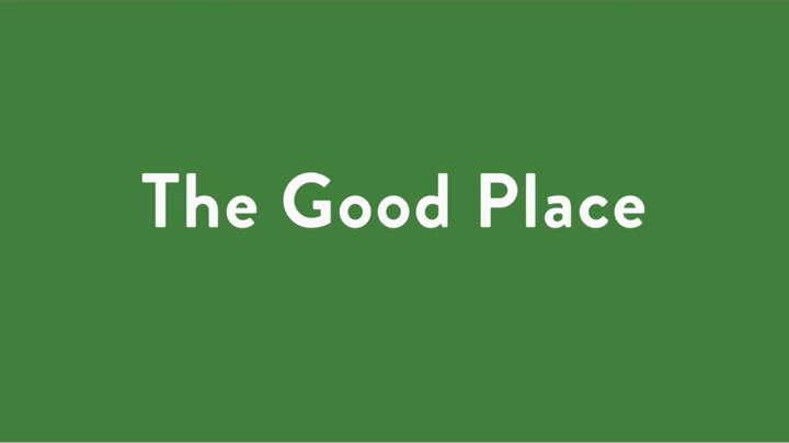 Image result for the good place title