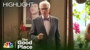Michael Gives a Pep Talk to Eleanor, Janet, Tahani and Jason - The Good Place (Episode Highlight)