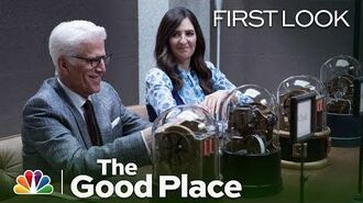 The Good Place - First Look Season 3 (Sneak Peek)