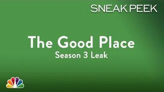 The Good Place Season 3 SNEAK PEEK - How Michael Saved Eleanor, Chidi, Jason, and Tahani