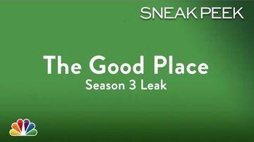The Good Place Season 3 SNEAK PEEK - How Michael Saved Eleanor, Chidi, Jason, and Tahani