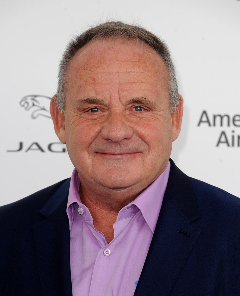 Paul Guilfoyle wife