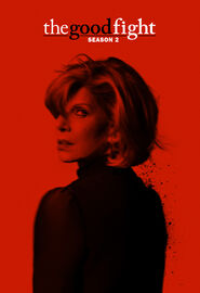 The Good Fight Season 2 Poster 4