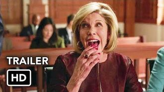 "The Good Fight - Trailer - Season 2 - ""Burn"""