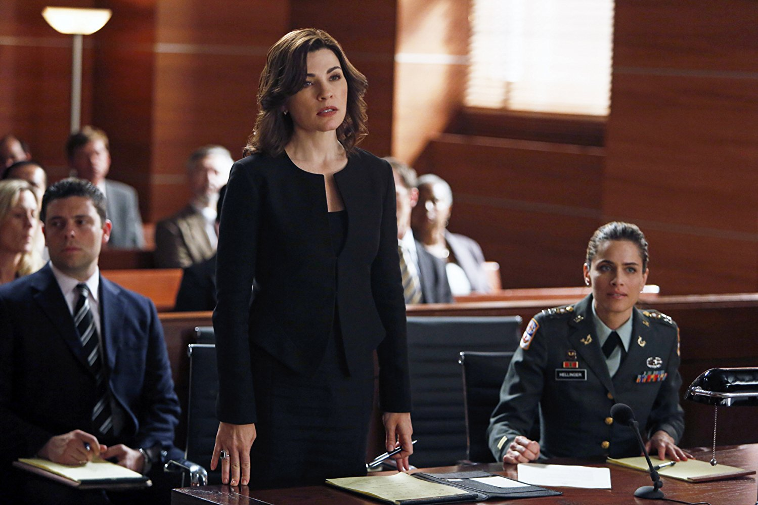 The Art of War | The Good Wife Wiki | FANDOM powered by Wikia