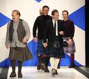 Chris Noth - Charity - Modenschau April 2011