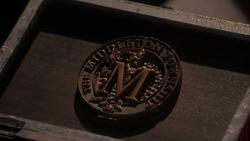 Médaillon Middleton