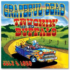 Resultado de imagen de band grateful dead truckin