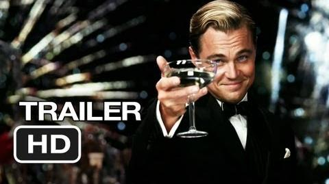 The Great Gatsby Official Trailer 2 (2013) - Leonardo DiCaprio Movie HD