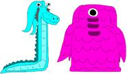 Random People as Tentacled Monsters 1