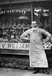 BreconRoad JVWilliams Butcher
