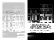 Haunting of Sister Mary Francis Cover Official