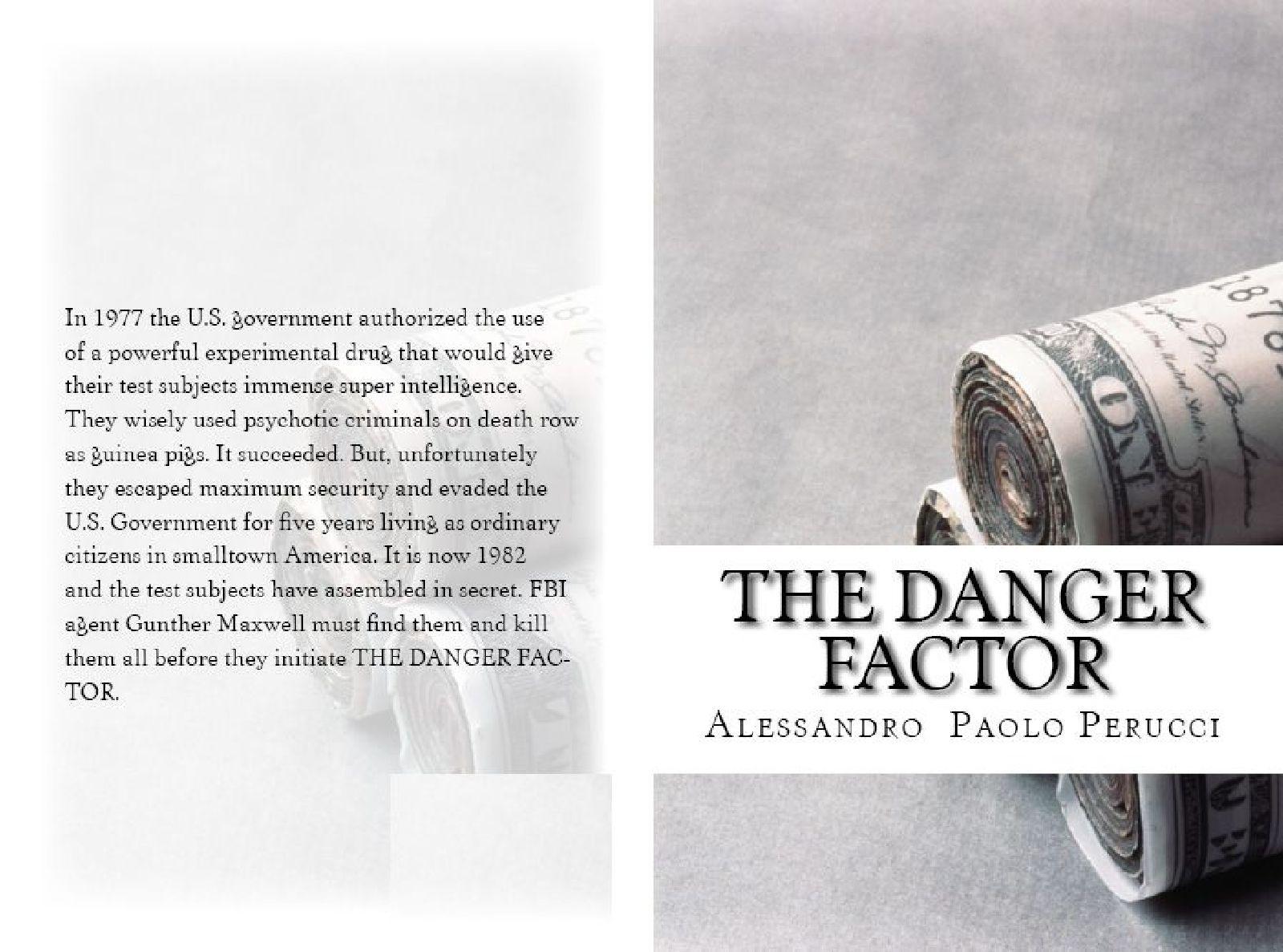 Ready Web 2013 The Danger Factor Novel delete me